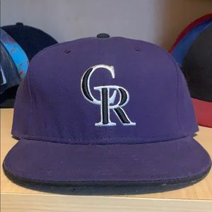 Rockies hat